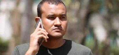 KDF major's life in danger, 50 youths attack him
