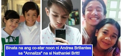 Do you still remember Nathaniel Britt? The 'Annaliza' star is now all grown up!