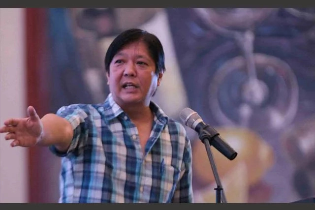 Marcos to COMELEC: stop counting votes