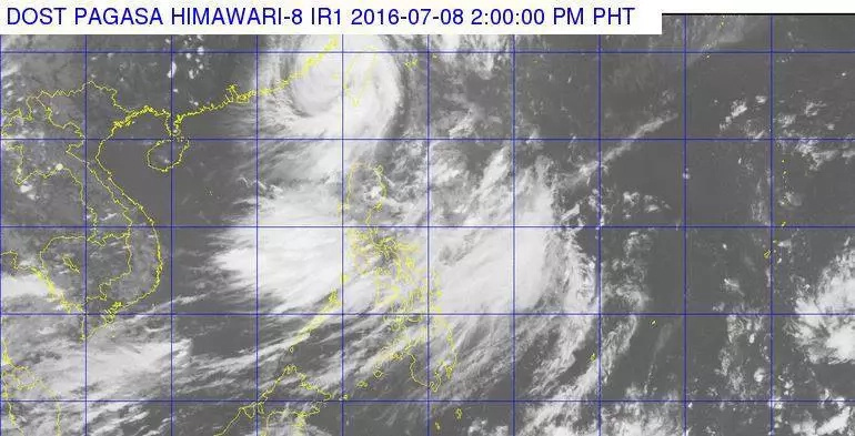 Butchoy exits PAR, still causes monsoon rain on Saturday