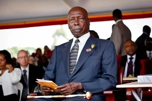 The most memorable speech ever delivered by retired President Daniel Moi (video)
