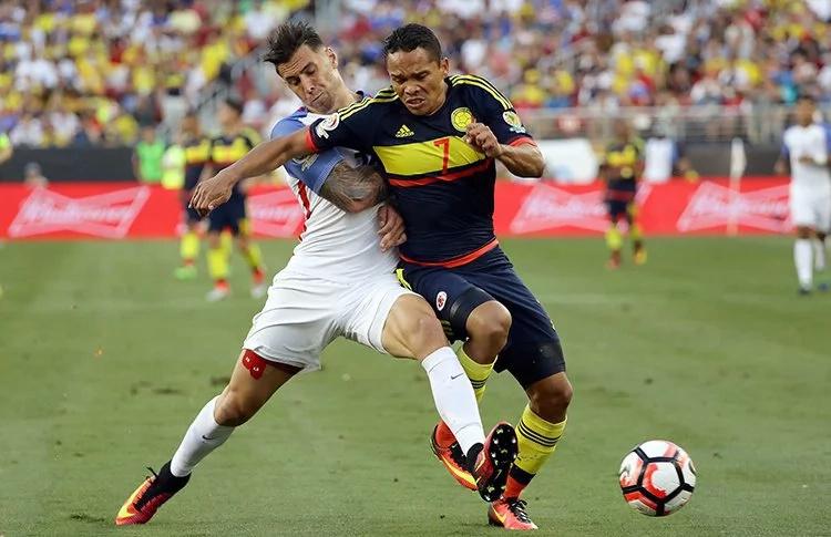 Deslucida Copa para la Selección Colombia