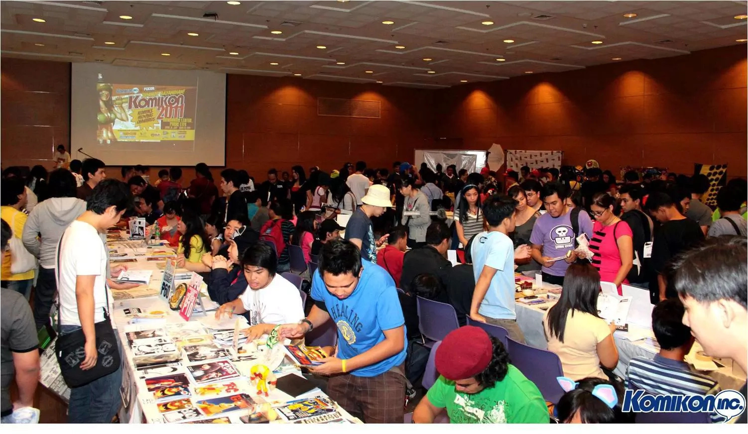 Summer Komikon is Back!