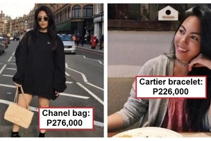 Buhay Prinsesa siya! 13 Luxury items owned by Dominique Cojuangco, daughter of Gretchen Barretto & Tony Cojuangco