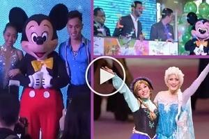 Gimik sa Pasko: Wonderful World of Disney ice show skates into Manila on Christmas