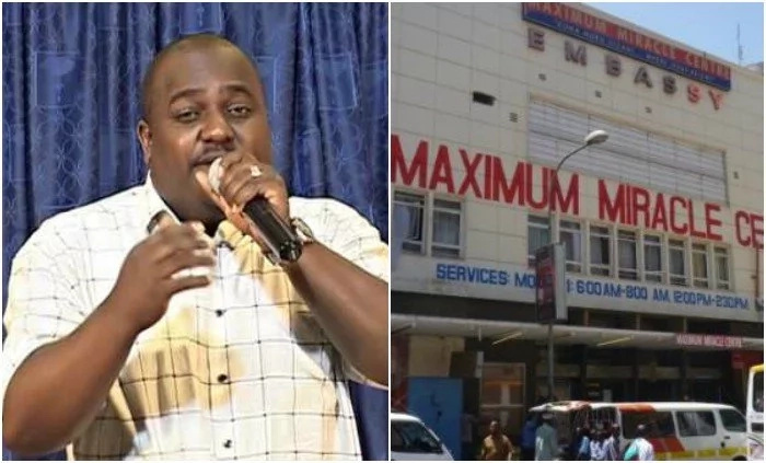 Pastor Pius Muiru breaks the internet with his Multi-million mansion in the village (Photo)