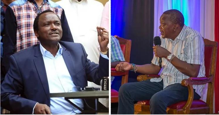 Rais Uhuru na Kalonzo Musyoka wameweka mkataba wa kisiasa? Huu ndio usemi wa Kalonzo