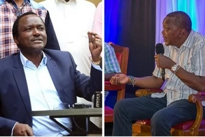 Kalonzo Musyoka drops a hint that NASA will lose the 2017 presidential election