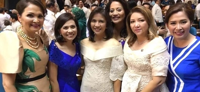 LOOK! What politicians wore to SONA