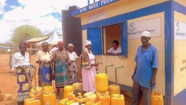 See what Jubilee Government is doing to end HISTORICAL water shortage in Ukambani