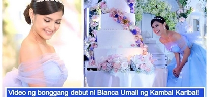 Pinagkagastusan talaga! Video highlights of Bianca Umali's 18 birthday plus other exciting details