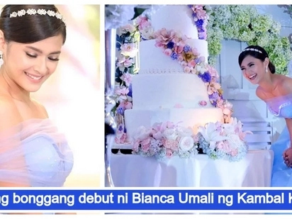 Pinagkagastusan talaga! Video highlights of Bianca Umali's 18 birthday plus other exciting details