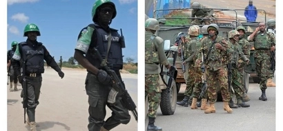 List: 5 counties where KDF officers shall be deployed on August 8