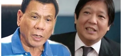 Duterte, Marcos tops local absentee voting