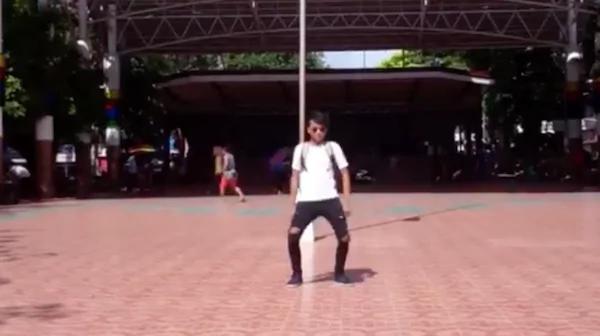 "Netizen dances to ""Doobi Doobi Dap Dap"" song and creates a challenge"