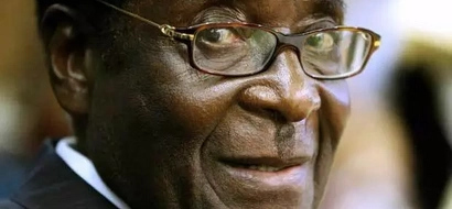 Ruto welcomes Zimbabwe strongman, Mugabe, in town (photos)