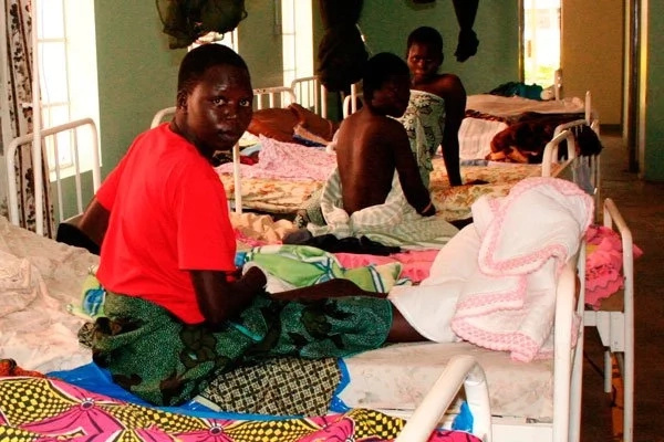 Read about the health centre where mothers give birth in the DARK due to lack of power supply