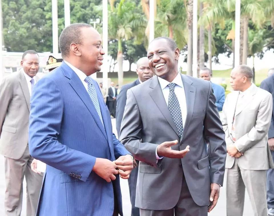 Rais Uhuru na William Ruto waongezwa mishahara