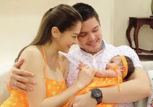 DongYan baby now an endorser; gets higher TF than mommy