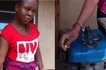 Man handcuffs wife to generator from night till morning in Nigeria (photo)