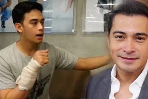 Diego Loyzaga talks about his true feelings toward Cesar Montano: 'Mahal na mahal ko ang tatay ko'