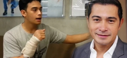 Diego Loyzaga talks about his true feelings toward Cesar Montano: 'Mahal na mahal ko ang tatay ko'