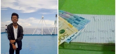 Pa-galante ng pa-galante! Netizen shares how his sister gave him P3500 as an advance birthday gift after seeing him cry inside his room