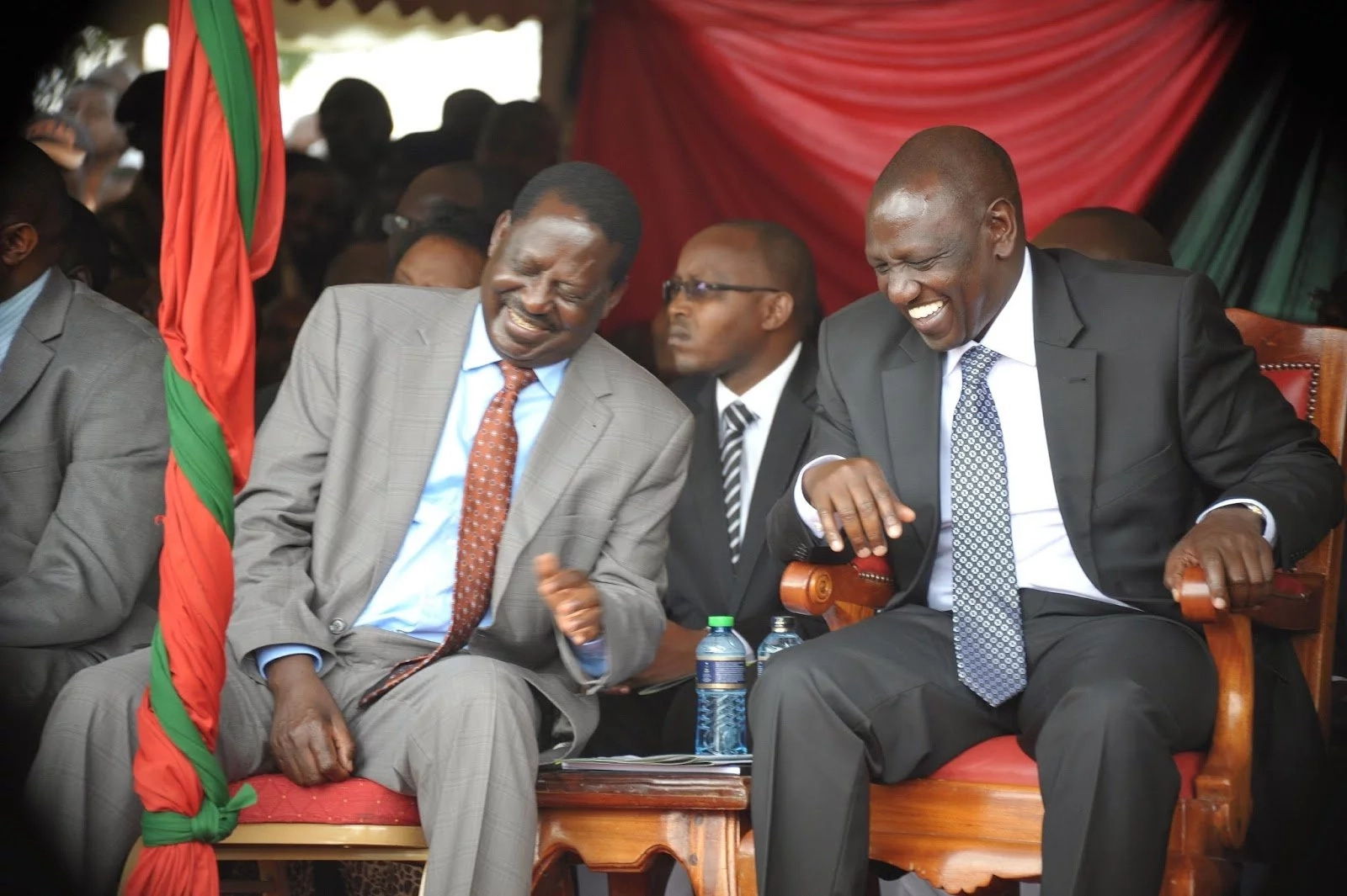 Opposition leaders warn Ruto he won't get Mt. Kenya support