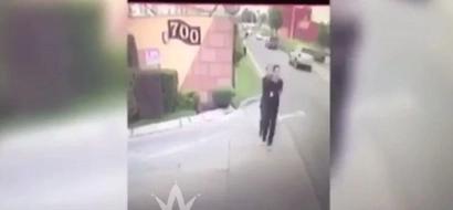 CCTV Captures Horrifying Moment Mexican Cartel Murder A Judge