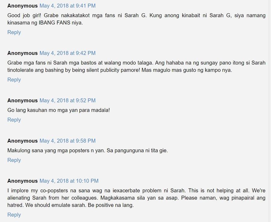 Palaban si Angge! Angeline Quinto, umaksyon na laban sa netizen na dinamay pati ang kanyang ina