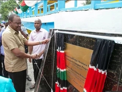 PR or serious work? 13 mega projects that Uhuru has launched since taking office in 2013