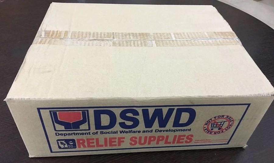 DSWD-relief