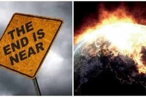 End of times! Christian fundamentalists claim the world will end in 2017. Here is their evidence