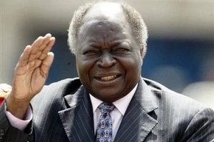 Mwai Kibaki's spokesman gives an update on the former president's health