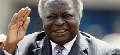 Fresh details from South Africa on Mwai Kibaki's health