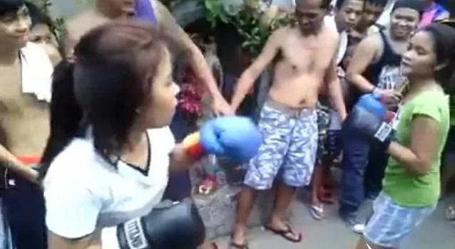 Pinay-boxing