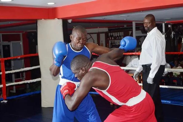 Kenya's boxer produces a shocking display at th Rio Olympics