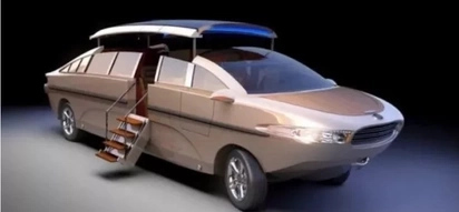 Combination of luxury and awesomeness: Ksh208m limousine moves on land and water
