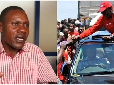 Ex-convict does the unexpected for Uhuru after he saved his life