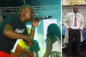 Wiper yamkabidhi mwimbaji Ken Wa Maria tiketi