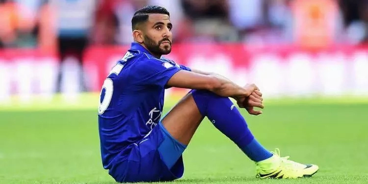 Mahrez resumes training in time to face Manchester city