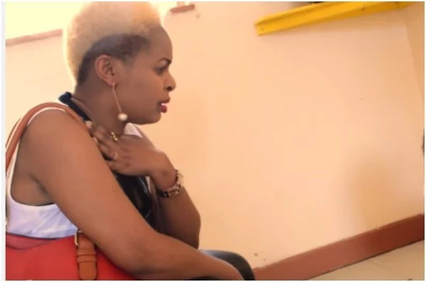 Gospel Singer Size 8 BREAKS down into tears after seeing this