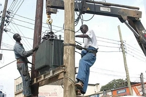 KPLC discover stolen transformers in Kiambu but YOU WON'T BELIEVE the extent the thieves did to hide them (Photos)