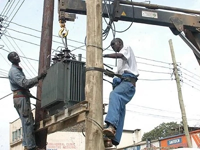 Thieves in Kiambu stun many with their plan to hide stolen KPLC transformers (Photos)