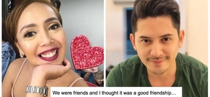 May huling pahabol pa siya! Ahron Villena writes a lengthy FB post to end the issue about his alleged relationship with Kakai Bautista