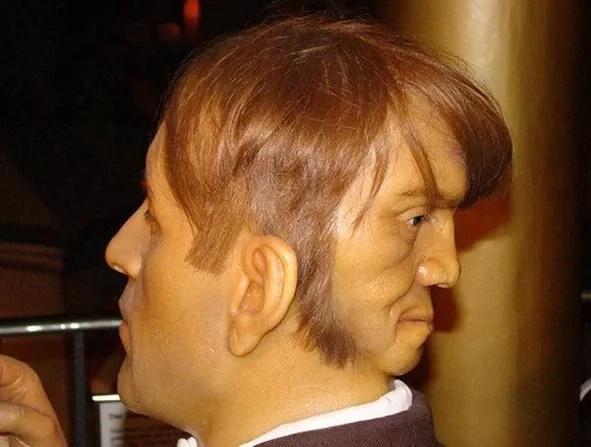 Conozca al hombre de dos caras, Edward Mordrake