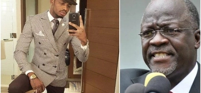 Fans refuse to forgive Diamond Platnumz after he 'murdered' English with one sentence