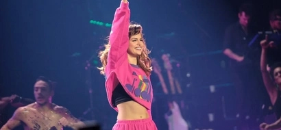 Fans not 'so sick of the same old love' as Selena Gomez performs in Manila