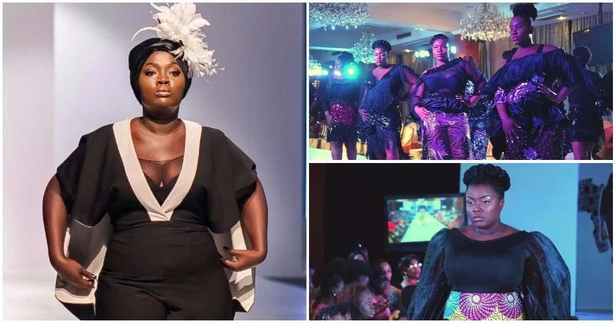 Lagos is hosting its 1st ever fashion week dedicated to plus-size women