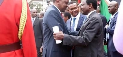 """Kalonzo aongea kuhusu """"mkataba"""" wake wa kisiasa na Uhuru Kenyatta"""